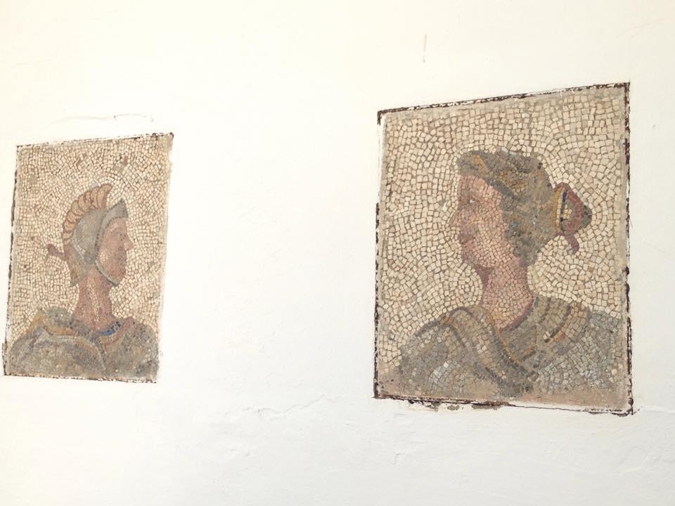 Mosaicos romanos
