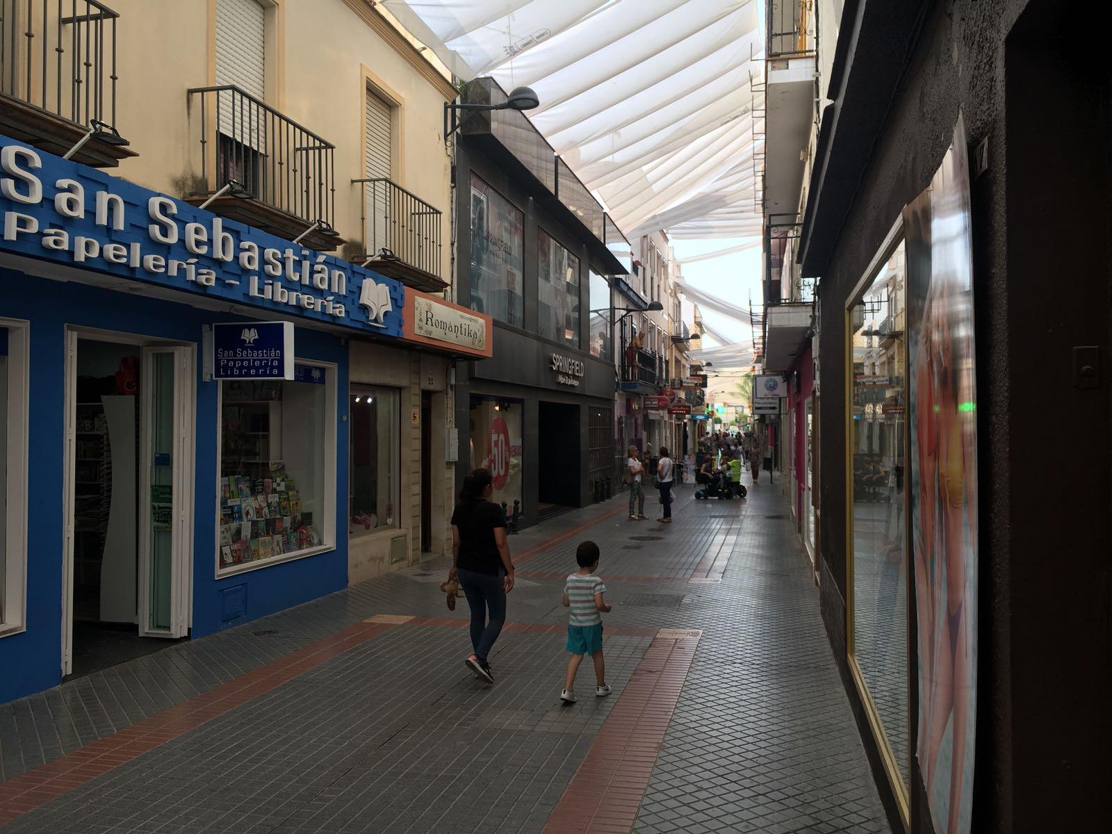 tienda de calle san sebastián