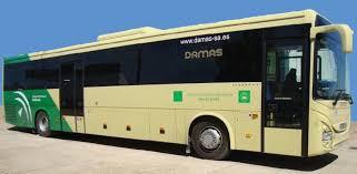 autobuses Damas