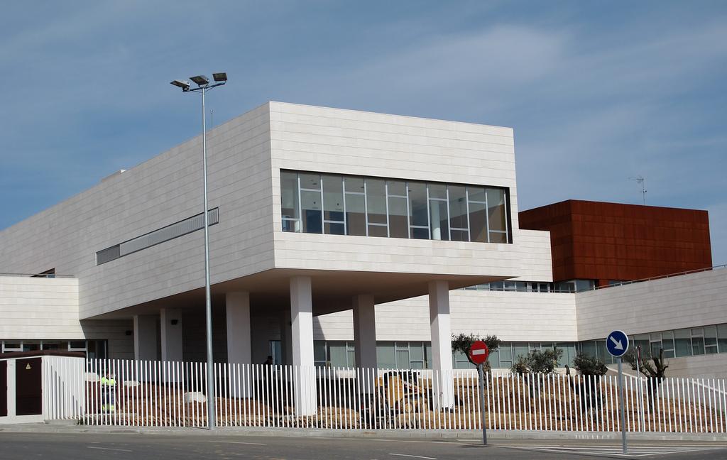 Resultado de imagen de centro sanitario Olivar de Quinto